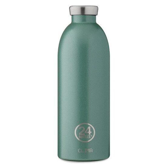 24Bottles - termolahev Clima Bottle Rustic Moss Green 0,85l