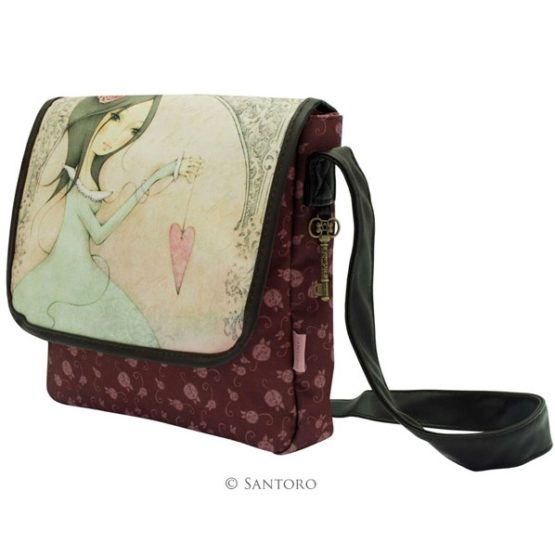 Santoro taška Shoulder Bag ALL FOR LOVE