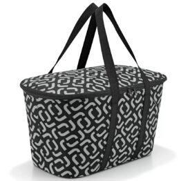 Reisenthel - chladící taška COOLERBAG signature black