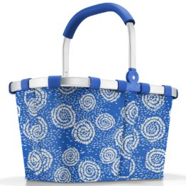 Reisenthel - nákupní košík Carrybag batik strong blue