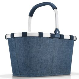 Reisenthel nákupní košík Carrybag frame twist blue