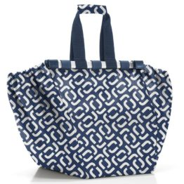 Reisenthel nákupní taška Easyshoppingbag signature navy