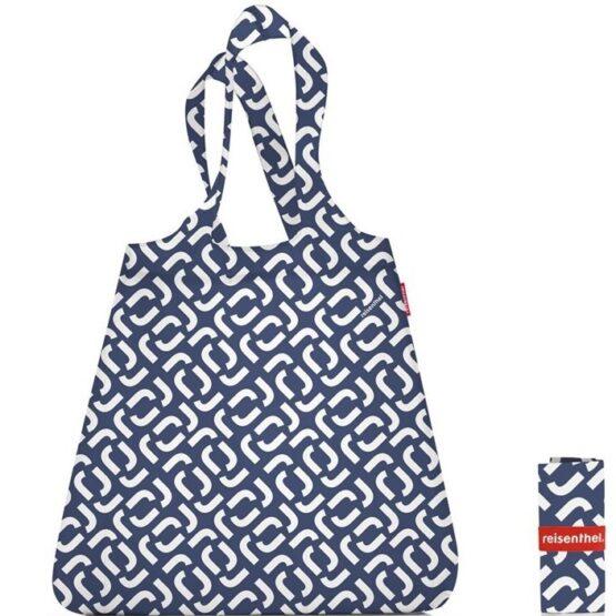 Reisenthel - skládací taška MINI MAXI SHOPPER signature navy