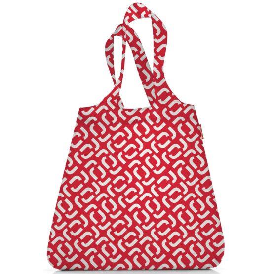 Reisenthel - skládací taška MINI MAXI SHOPPER signature red