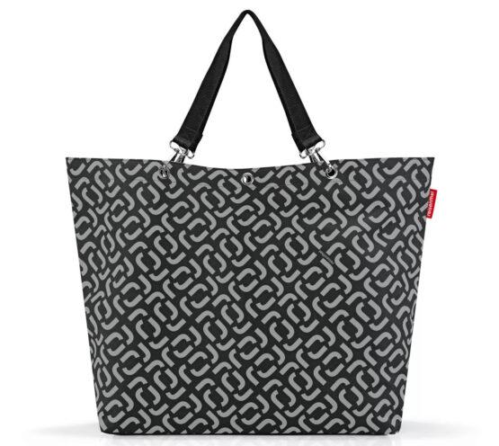 Reisenthel - taška plážová Shopper XL signature black